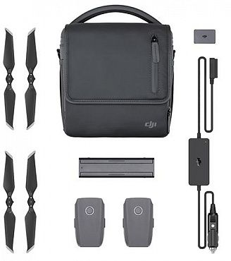 Набор Mavic 2 Enterprise Fly More Kit (Part1)