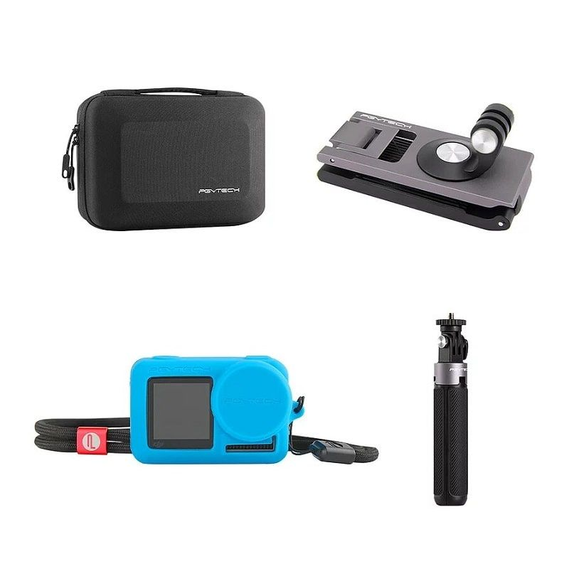 Набор для экшн камер Travel Set PGYTECH P-11B-027