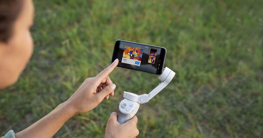 Стабилизатор DJI OSMO Mobile 4 купить в минске (4).jpg