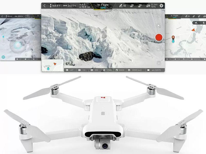 Квадрокоптер Xiaomi Fimi X8 SE 2020 купить в минске (12).jpg